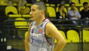 Club Basket Frascati (C Gold maschile), Manuel Monetti: «Con Smit due punti fondamentali»