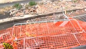 Ostia, palazzi fatiscenti: 240 famiglie vivono in condizioni degradanti. Ecco il video di Striscia la Notizia che documenta la situazione