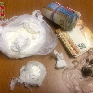 Val Melaina, cocaina in macelleria: macellaio arrestato dalla Polizia