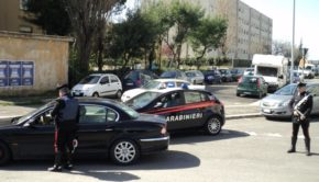 Tor Bella Monaca, arrestati padre e figlio spacciatori in via dell'Archeologia