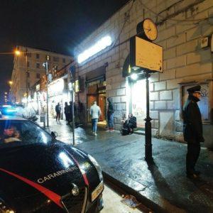 Esquilino e Termini: 14 arresti, 11 denunce, 15 DASPO urbani, sequestrate circa 100 dosi di droga e chiuso un esercizio commerciale in via Giolitti