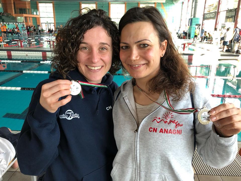 Trofeo Label, 5 medaglie per i ragazzi del Centro Nuoto di Anagni