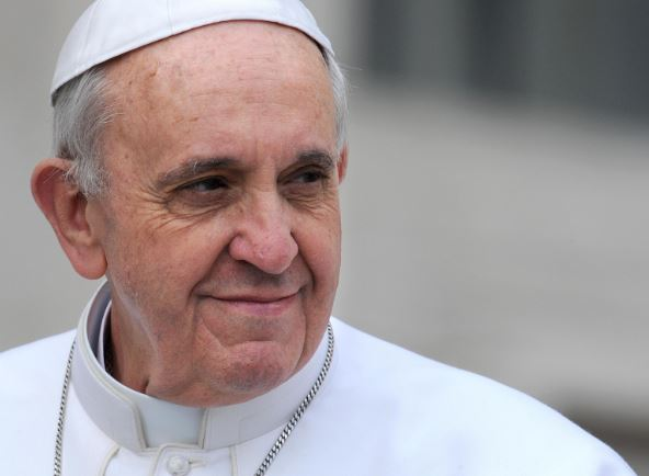Papa Francesco carcere Velletri