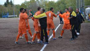 Dinamo Labico calcio, che vittoria col Pro Appio! Angelucci: «Crediamo al secondo posto»