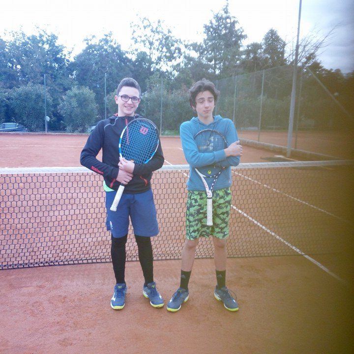 Tc New Country Club Frascati, Marte e i talenti del settore tennis: «Come crescono i nostri ragazzi»