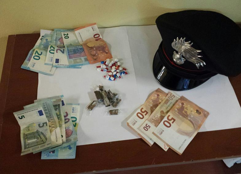 Fiuggi e Trevi nel Lazio, due arresti, una denuncia e una segnalazione alla Prefettura (FOTO)