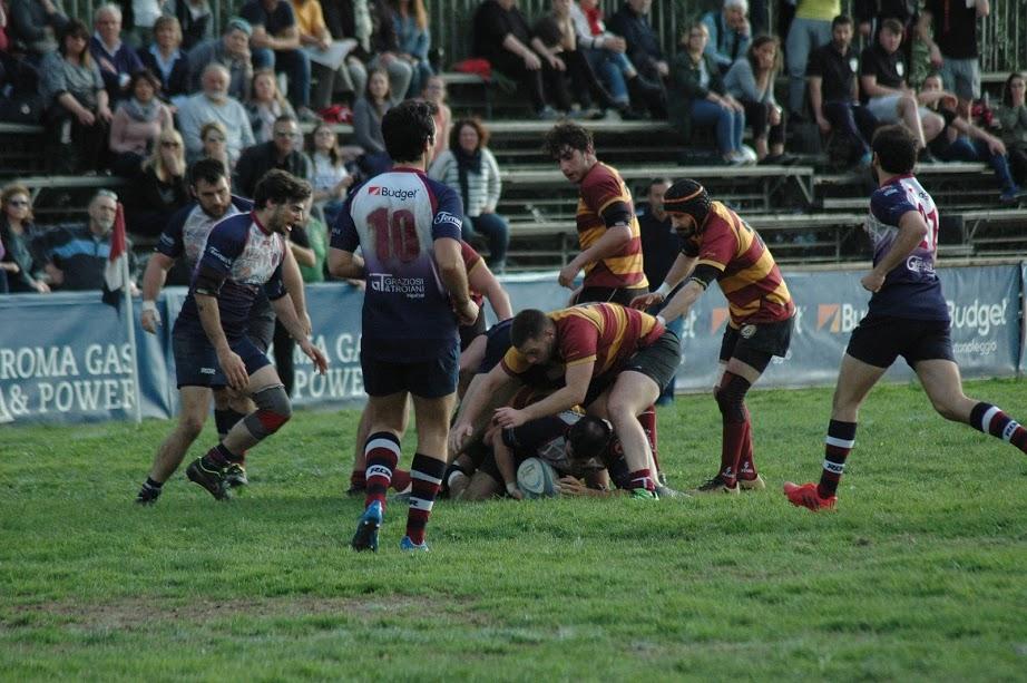 """Rugby Frascati Union 1949 (C1), Corona: """"Con la Capitolina tutti i ragazzi sono stati bravissimi"""""""