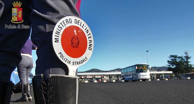 Sicurezza stradale nella Provincia di Frosinone: il bilancio del 2018