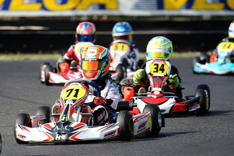 Quarto posto in rimonta per il pilota kart di Grottaferrata Riccardo Ianniello alla XIII Coppa del Vesuvio