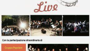 """Colleferro, """"NotBaNd live"""": l'associazione Crescendo Insieme fa musica a ritmo di tamburelli"""