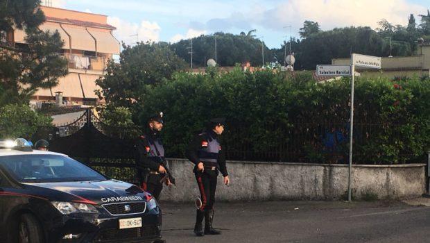 Romanina, denunciati due Casamonica per aver violato i sigilli apposti alla loro abitazione per abusivismo edilizio