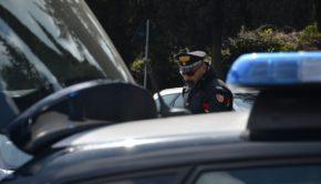 Pontecorvo, controlli del sabato sera: violazioni del codice stradale e possesso di droga