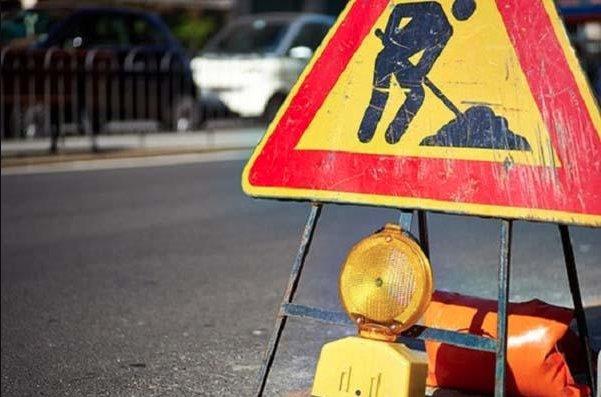 Casilina, lavori a San Cesareo: traffico intenso in via Filippo Corridoni