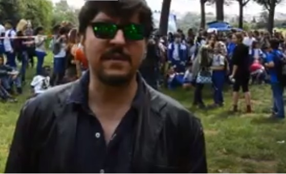 Villa Pamphili. Il ricordo degli attori per i caduti della Polizia nella lotta alla mafia: da Ricky Memphis a Luigi Lo Cascio (VIDEO)