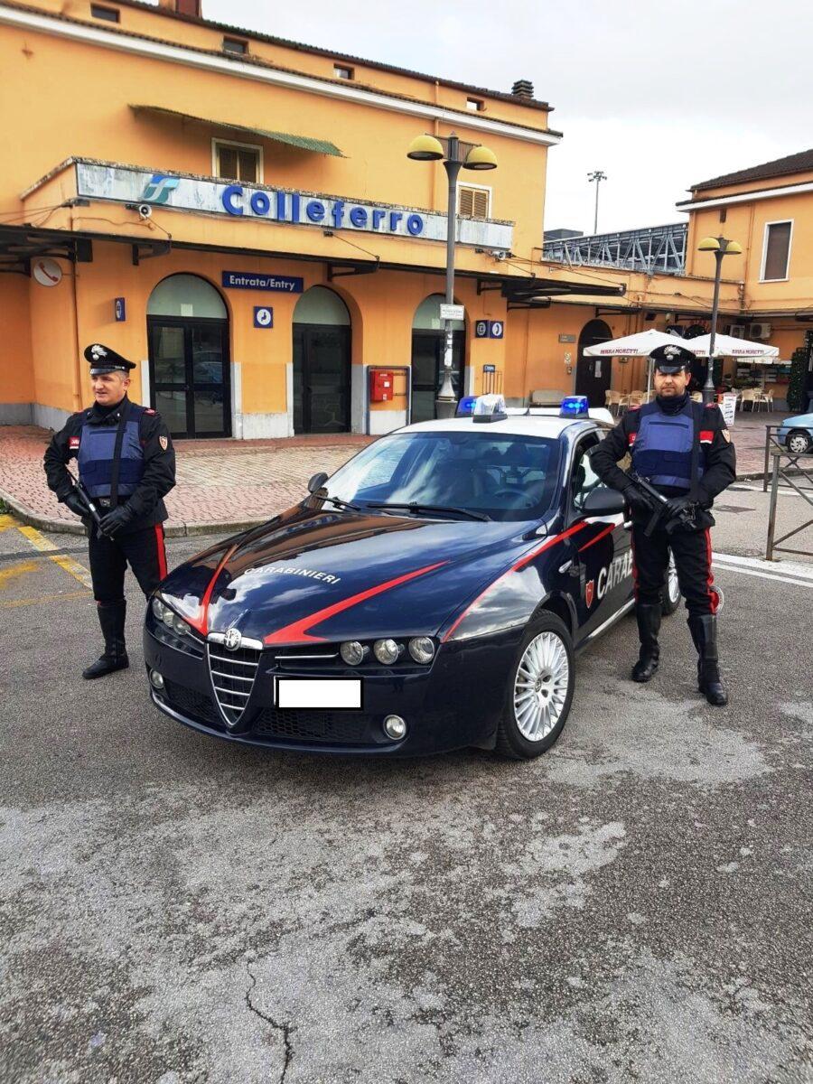 Colleferro, ruba monopattino da 800 euro e scappa: ladro inseguito fino in stazione