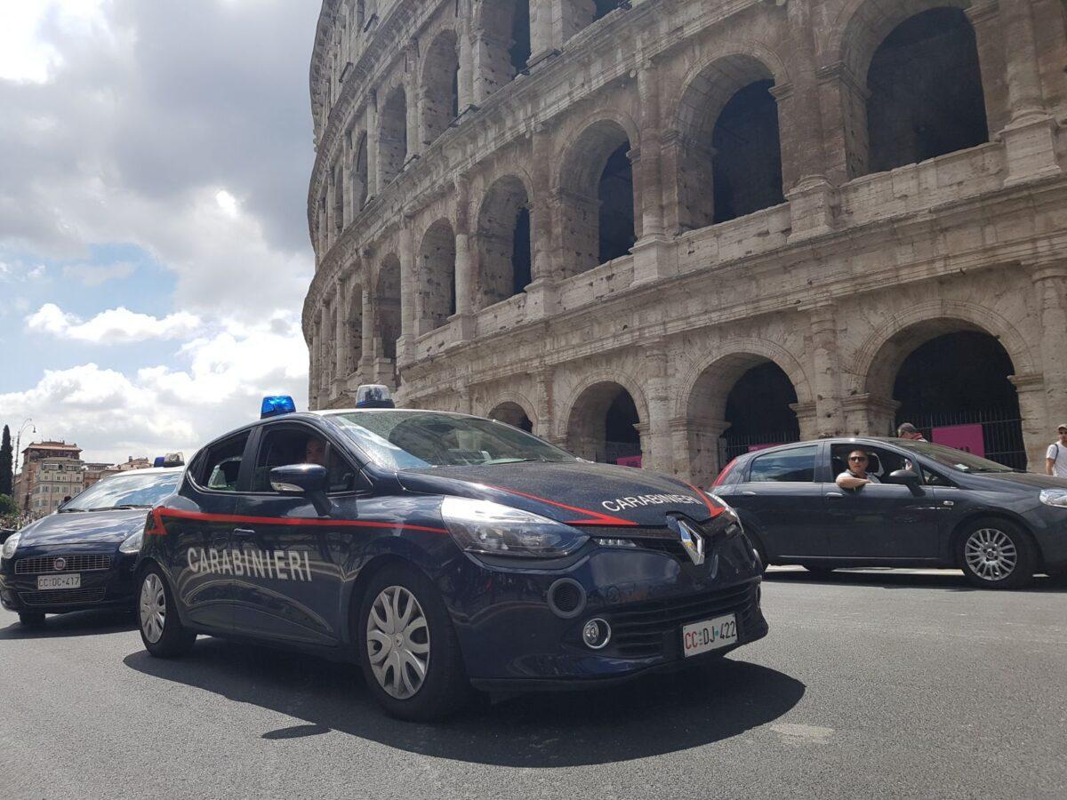 Roma, arrestati dai Carabinieri 9 borseggiatori nelle ultime 48 ore