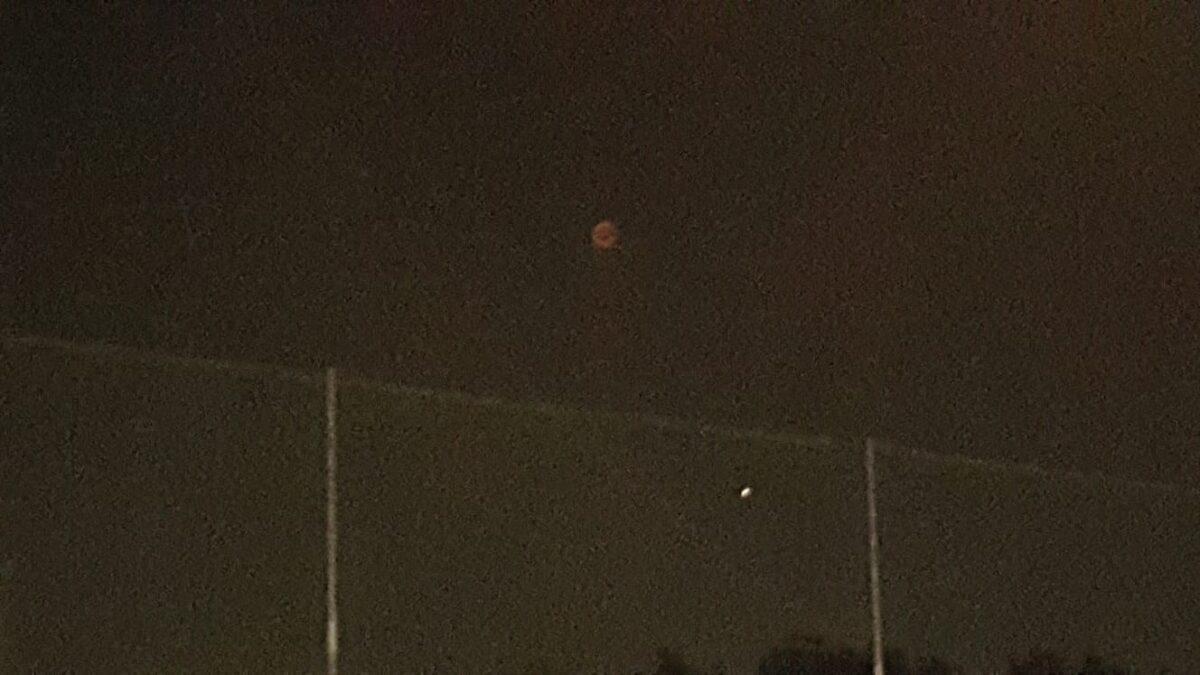 Eclissi lunare 2018, avvistamenti Ufo in provincia di Roma (Ostia e Colleferro su tutti)