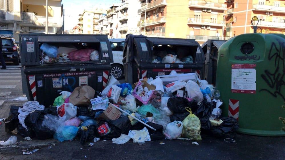 Torpignattara, Schiuma e Rinaldi (FdI) sul problema rifiuti nel quartiere