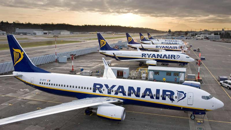 ryanair promozione voli europa luglio agosto