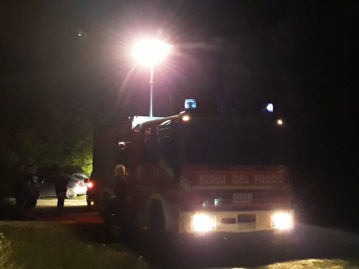 Black-out elettrico tra Montelanico e Carpineto Romano: un albero è caduto sui cavi della media tensione