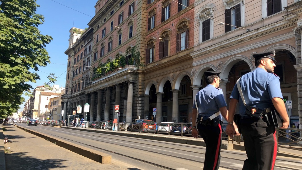Esquilino, 5 persone arrestate dai Carabinieri in poche ore (FOTO)