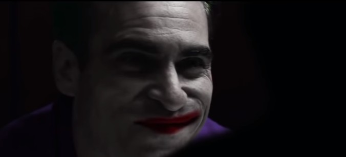 The Joker nuovo film Joaquin Phoenix trailer 2019