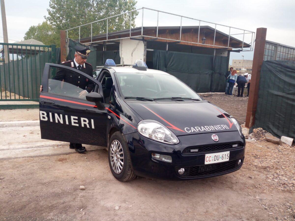 Ferentino, due denunciati per costruzione abusiva a Roana: già censiti per truffa, rissa e riciclaggio
