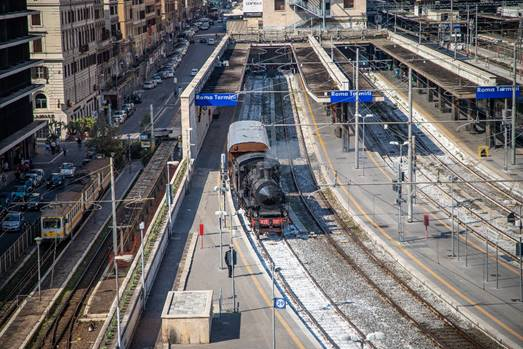 Assistenza Sociale nelle stazioni ferroviarie: nel 2017 circa 500mila interventi