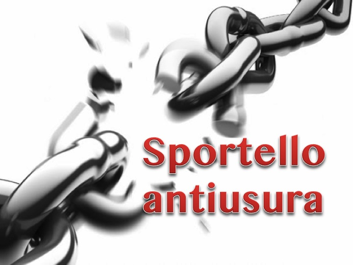 Ciociaria, sportelli Antiusura a Torrice, Castro dei Volsci, S.G.Incarico e Casalvieri