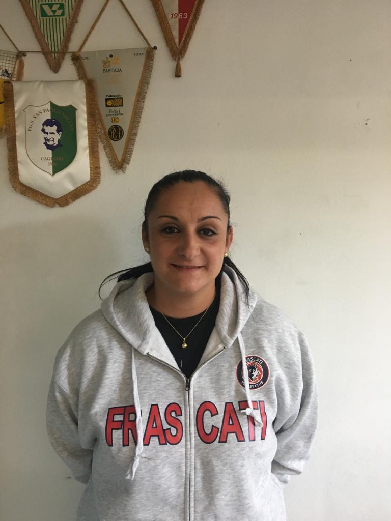 Volley Club Frascati, Annalisa David guiderà l'Under 14 Elite
