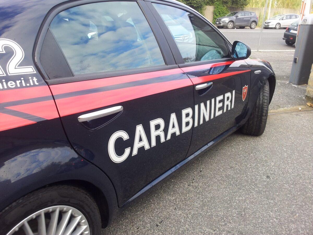 Alatri-Monte San Marino, fugge dopo un incidente stradale: denunciato