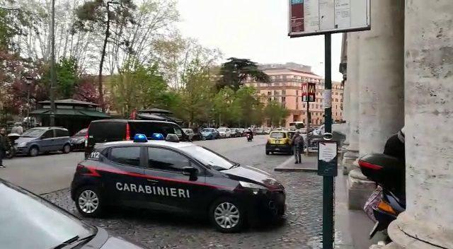 Esquilino, San Lorenzo e Colle Oppio, 7 pusher arrestati nel blitz antidroga