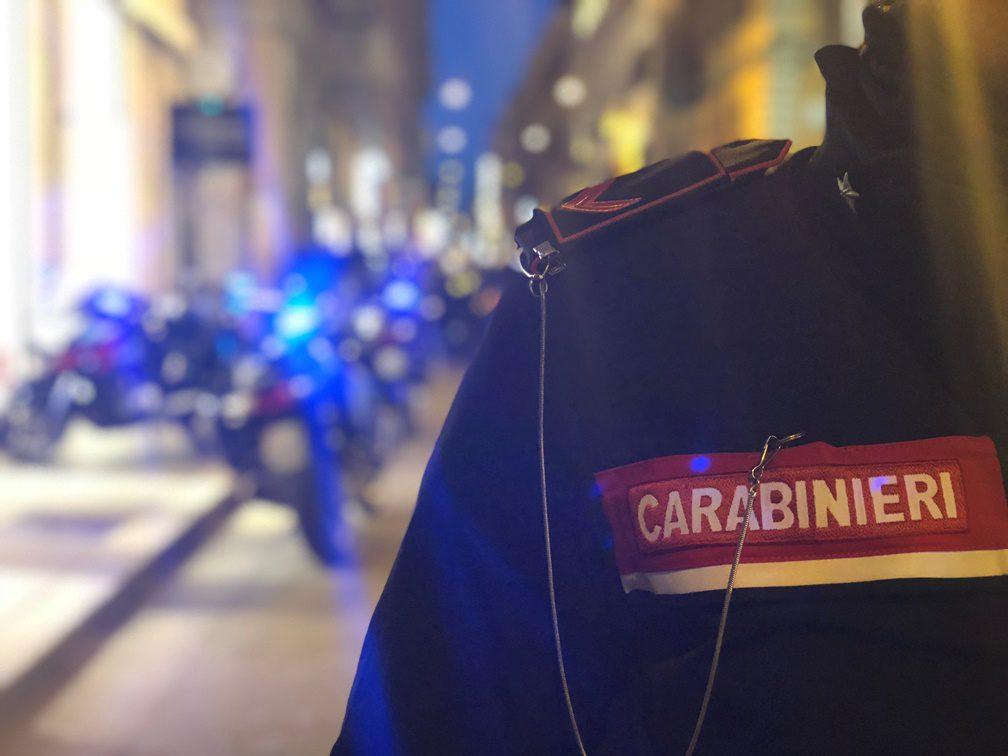 Rapinano farmacia Via Appia rintracciati Anagnina