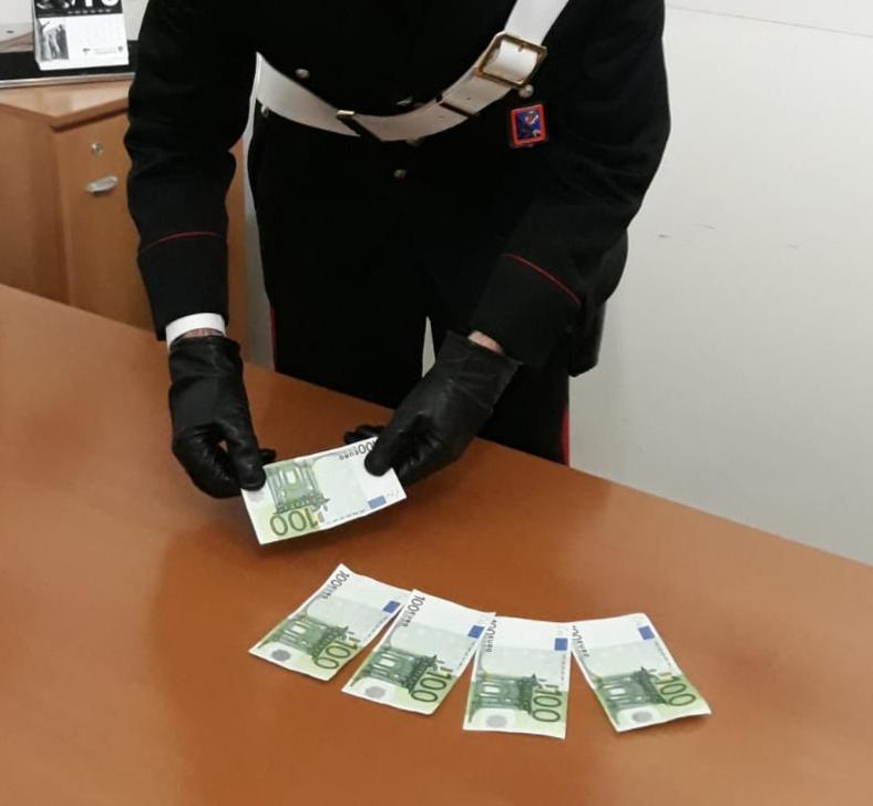 Shopping natalizio con soldi falsi e borsa schermata a Nomentana, Tiburtino e quartiere africano: arrestate due donne e un uomo