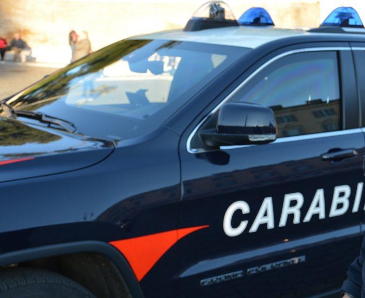 Alatri, tradito dalle telecamere di sorveglianza: 33enne denunciato per furto