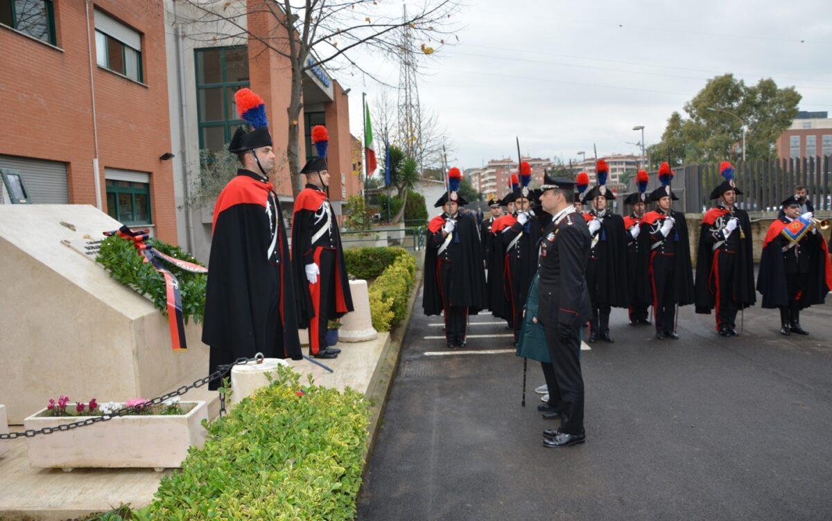 #Roma, la cerimonia commemorativa per il 37° anniversario della morte del Carabiniere #RomanoRadici