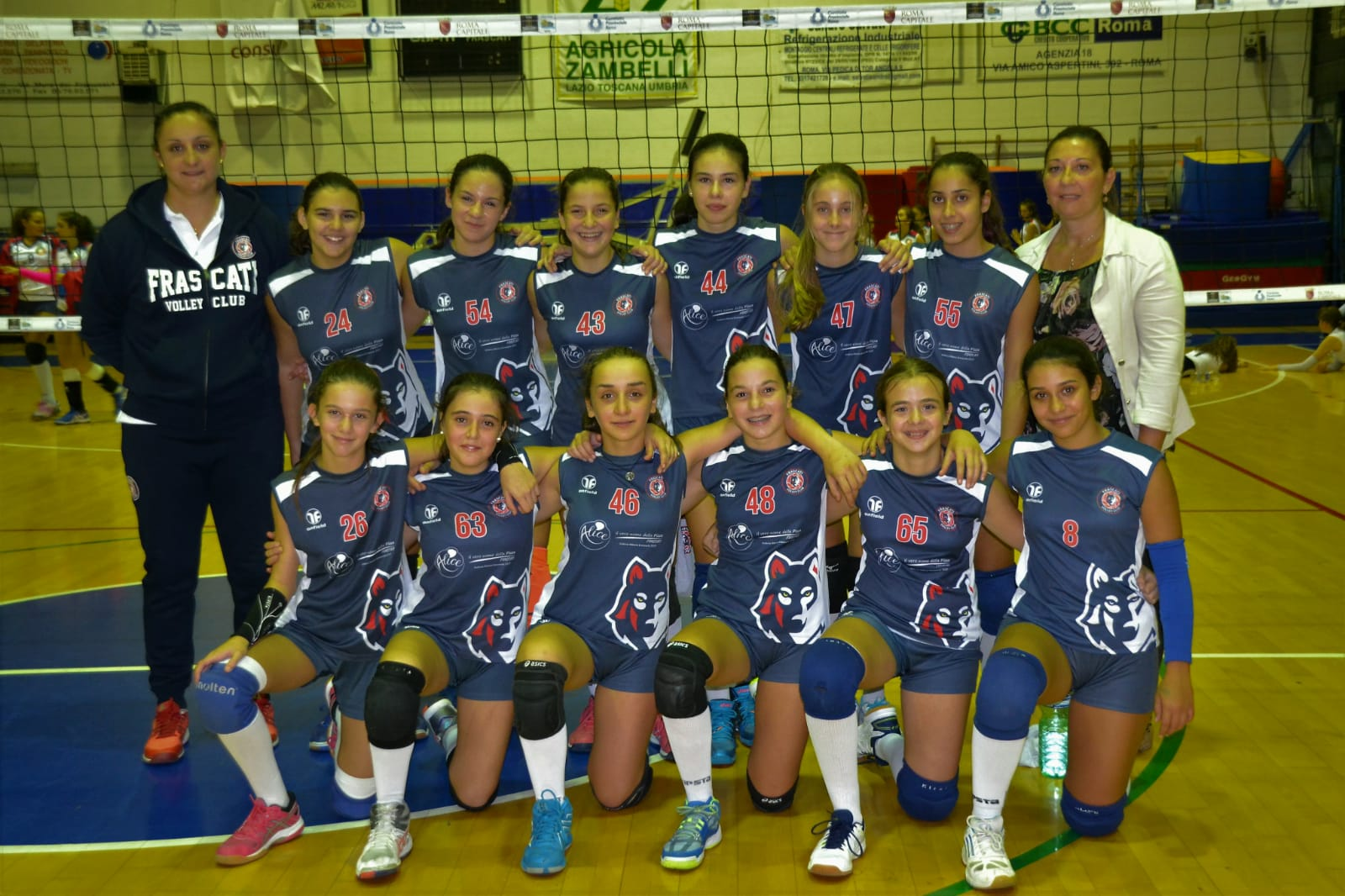volley club frascati nuzzo