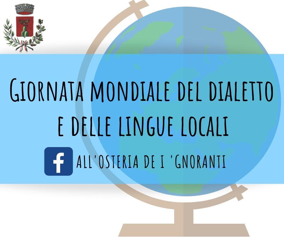 labico giornata mondiale dialetti
