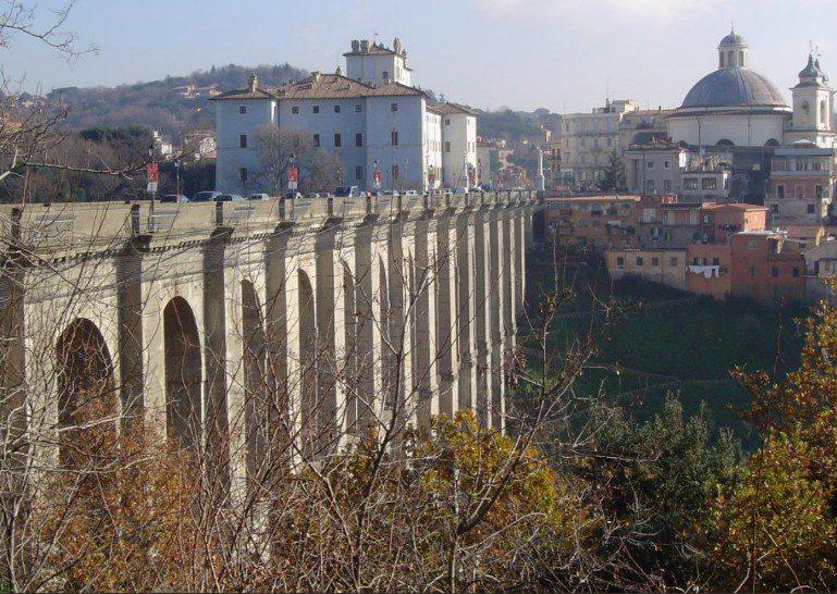 Lavori Ponte di Ariccia Genzano Albano