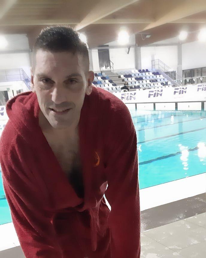 """3T Frascati Sporting Village (pallanuoto), Valerio Spiezio: """"Scendere in serie C? Non è stato un problema"""""""