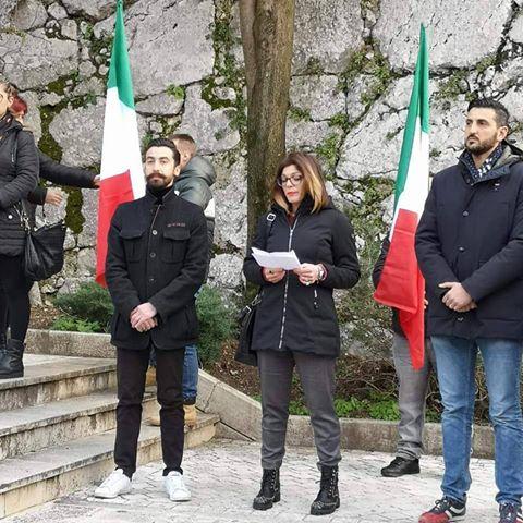 """#Borrelli: """"una strada o una piazza di #Alatri dedicata alla memoria dei Martiri delle Foibe"""""""