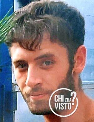 valerio proietti 23enne scomparso monterotondo