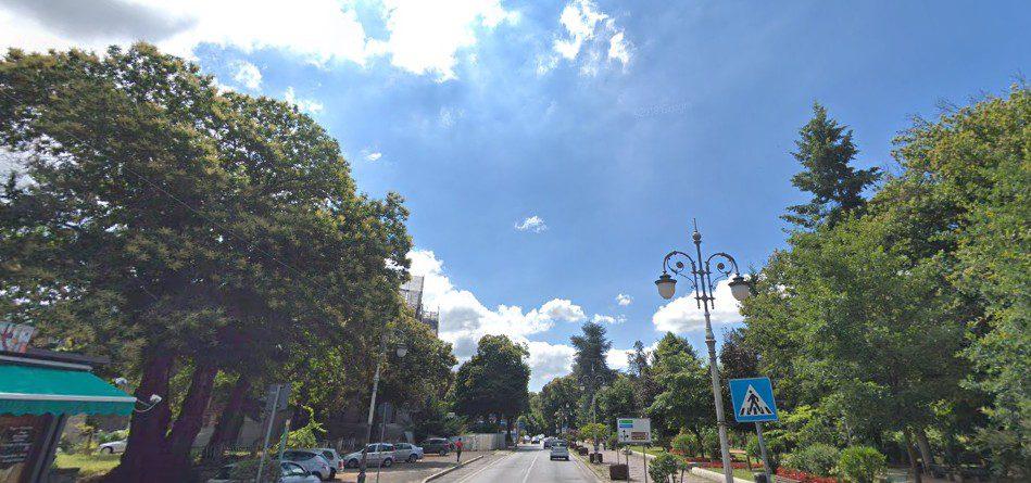 fiuggi passeggiate aperto parchi pubblici sindaco baccarini coronavirus covid 19 dpcm