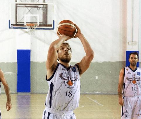 """San Nilo Grottaferrata basket, Meschini: """"Sarà particolare giocare contro Hawkins"""""""