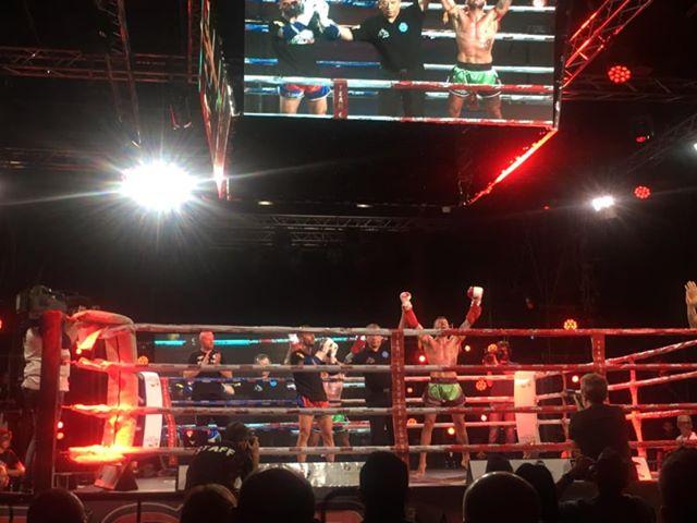 Roma, settima edizione del Fighting Spirit di Muay Thai: vince il colleferrino Tiziano Vari