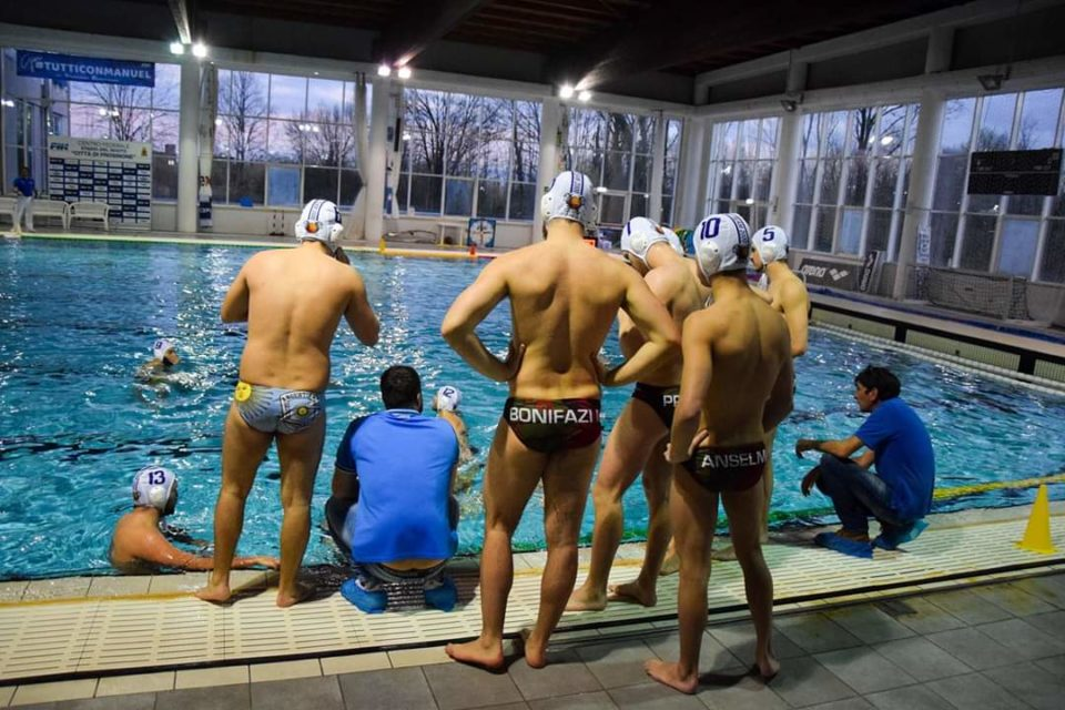 pallanuoto colleferro serie c