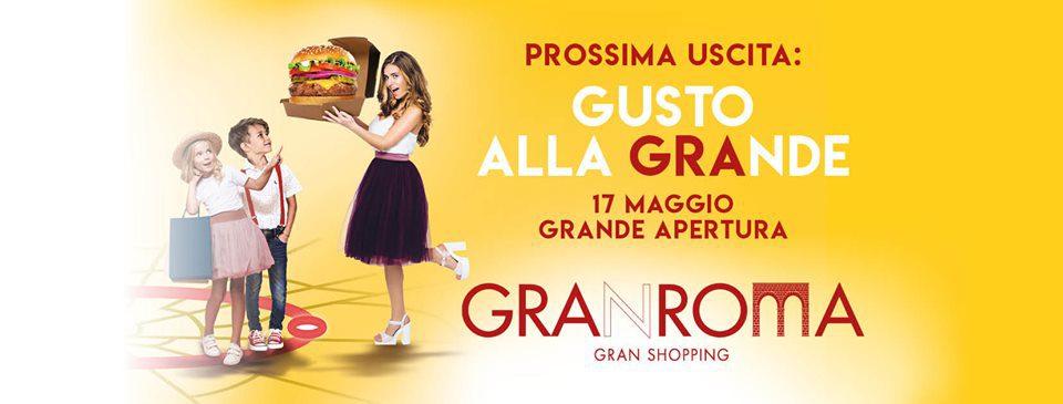 Gran roma shopping apre un grande centro commerciale a for Centro convenienza arredi roma est