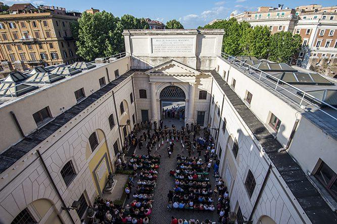Museo Storico Bersaglieri martedì 18 giugno