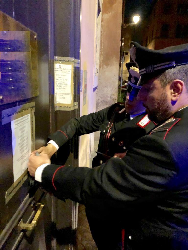 Ponte, discopub troppo rumoroso viene chiuso dai Carabinieri
