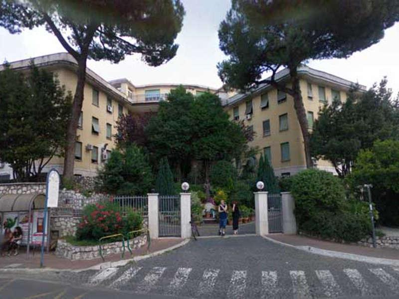 Ospedale Parodi Delfino, Colleferro